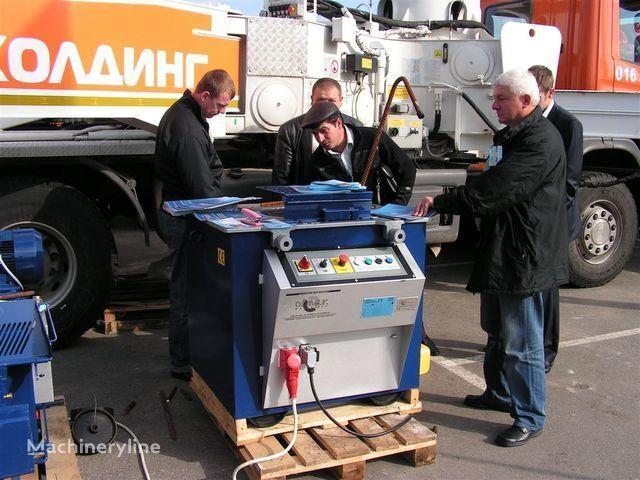 Stanok dlya izgiba i rubki armatury TR 38/45 industrial equipment