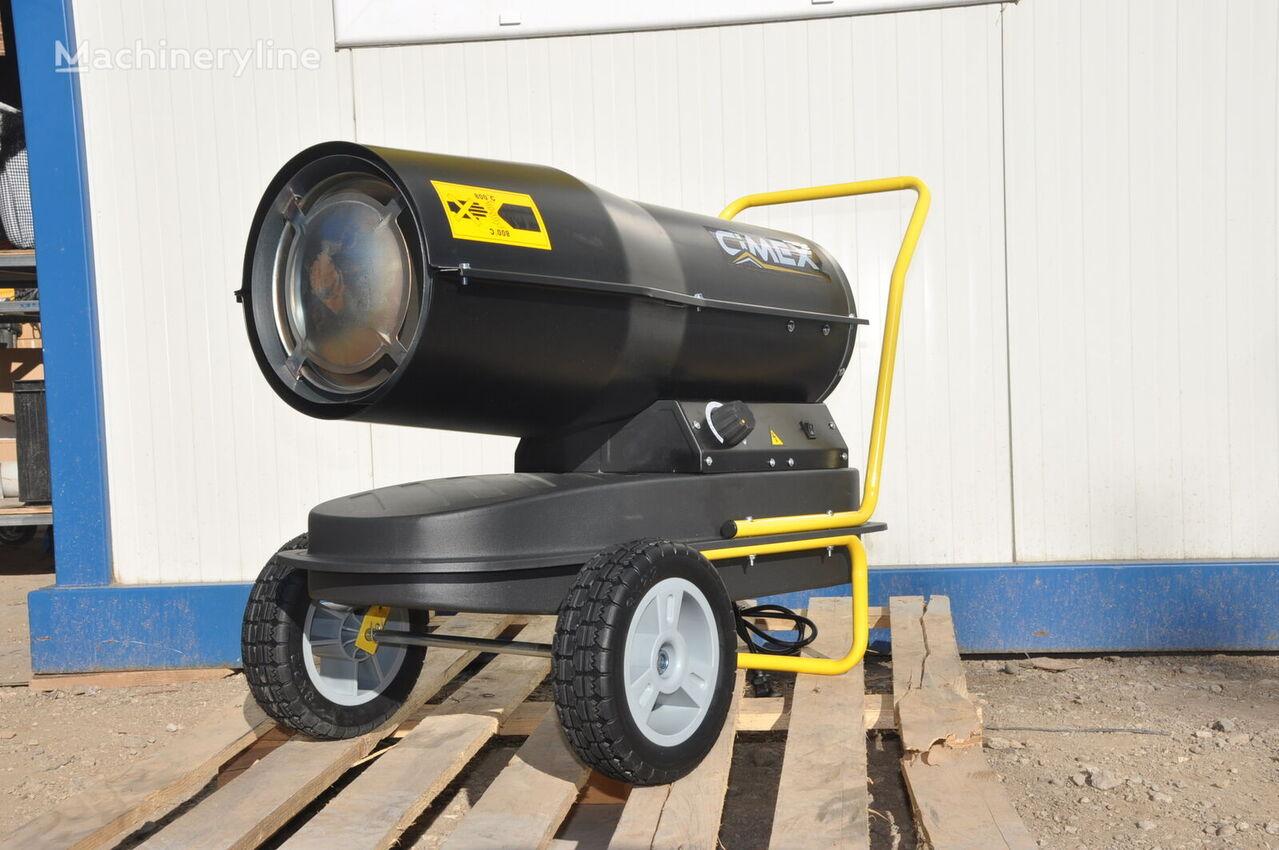 new CIMEX D30 KEROSENE / DIESEL TORPEDO HEATER industrial heater
