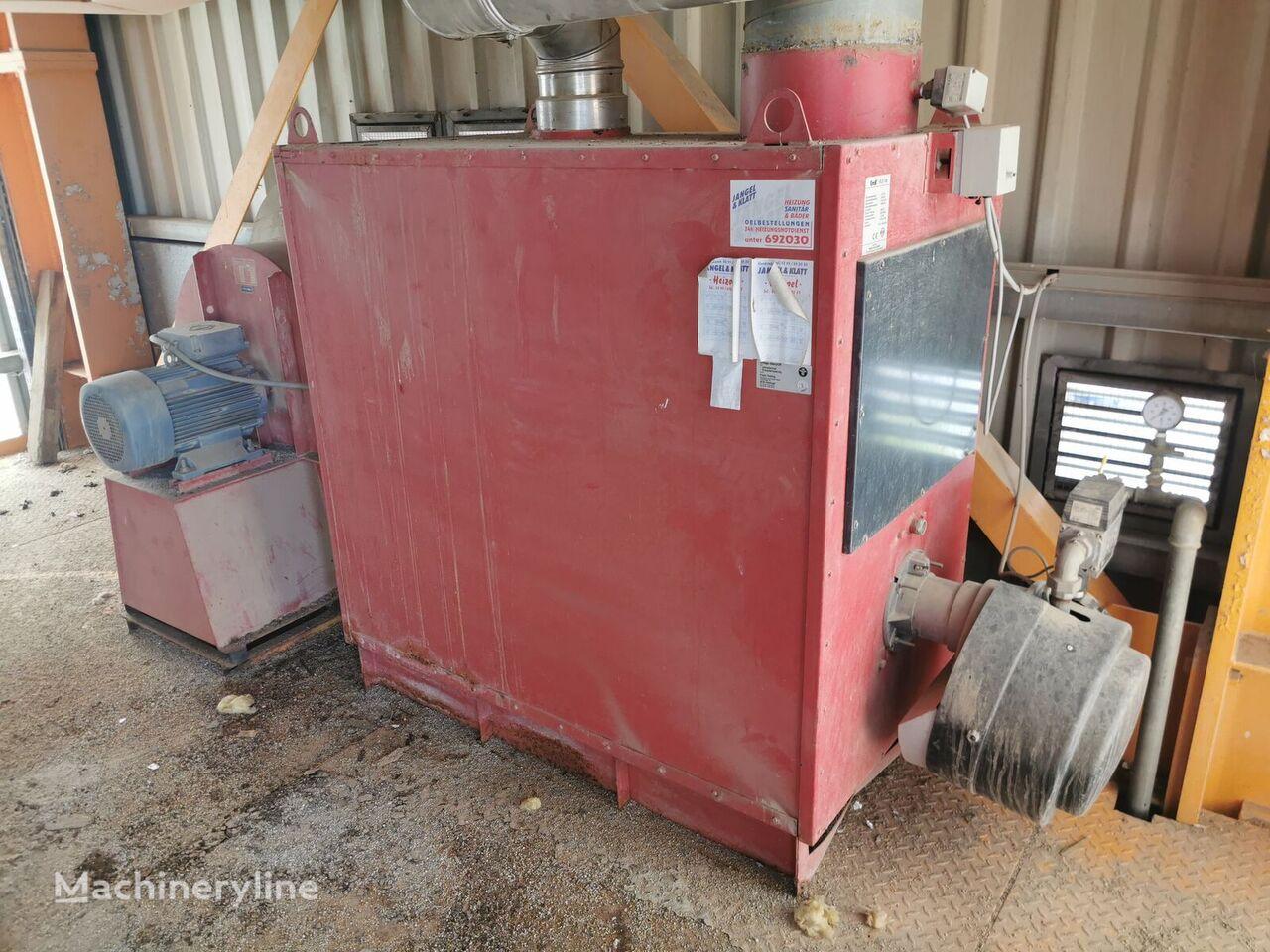 KROLL Warmluftheizung industrial heater