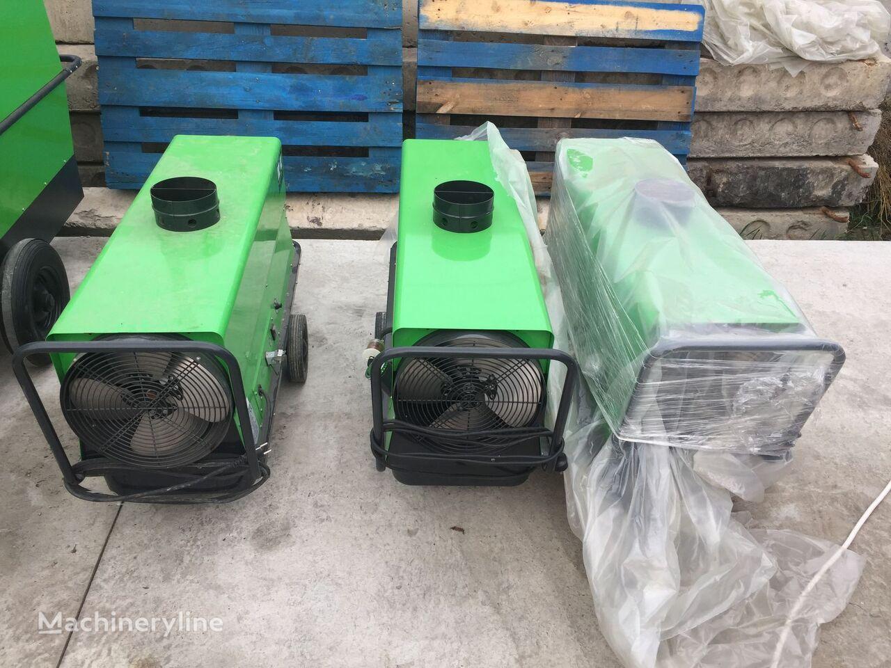 new Remko ATK 25 Mobilnye dizelnye teplovye pushki industrial heater