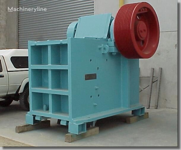 new POLYGONMACH PJC110 jaw crusher