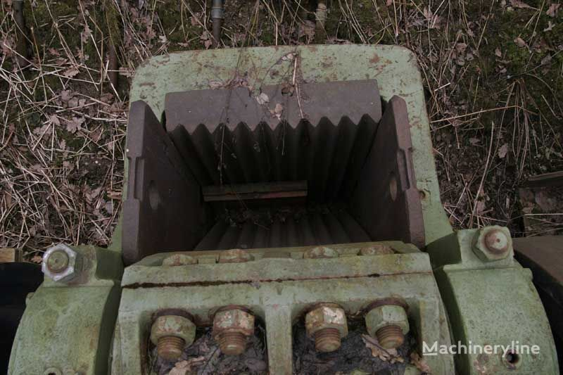 WESERHÜTTE Jaw Crusher 600×400 Backenbrecher jaw crusher