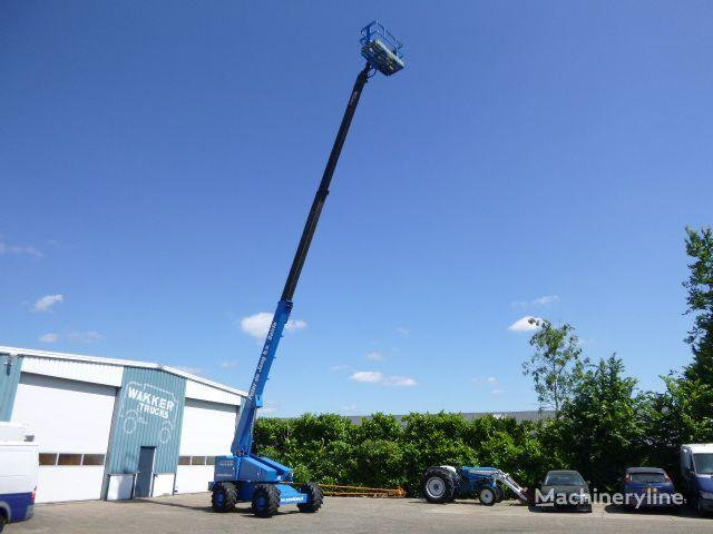 GROVE MZ 66 B 18 meter mast climbing platform