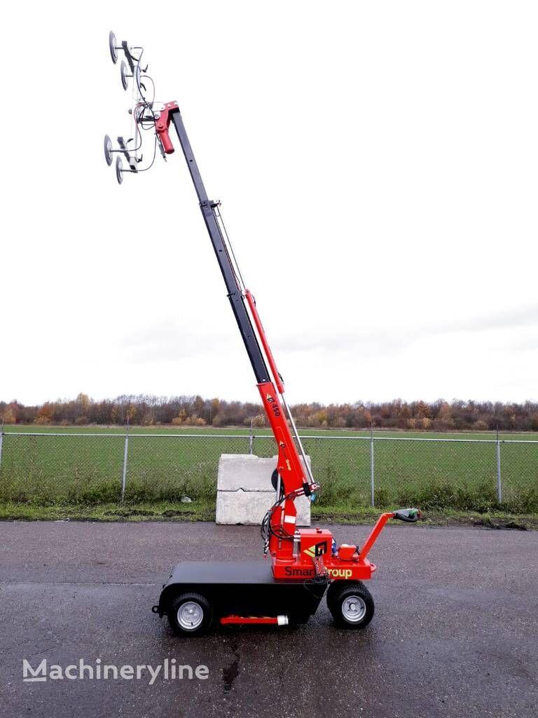 new SMART Group SG 450 mast climbing platform