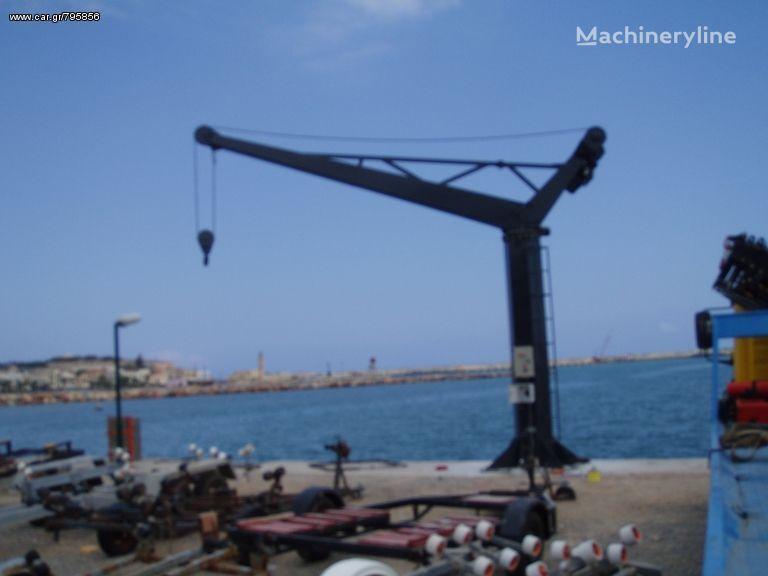 BIM Gerhanoί Statherhoί mini crane