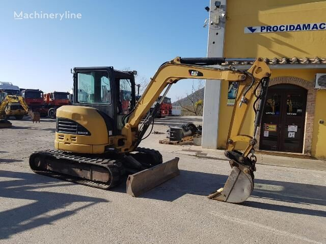 CATERPILLAR 304CCR  (PM 454) mini digger