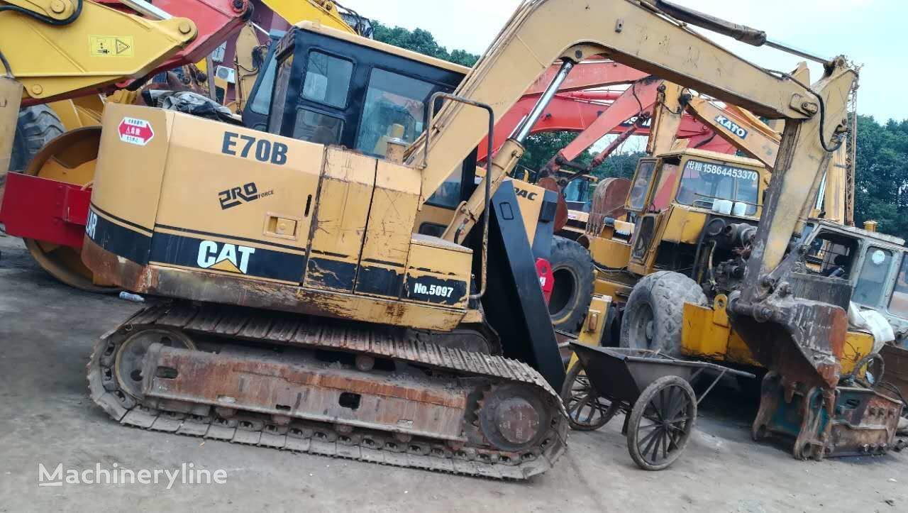 CATERPILLAR E70B mini digger