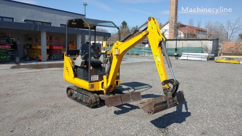 BOBCAT E14 mini excavator