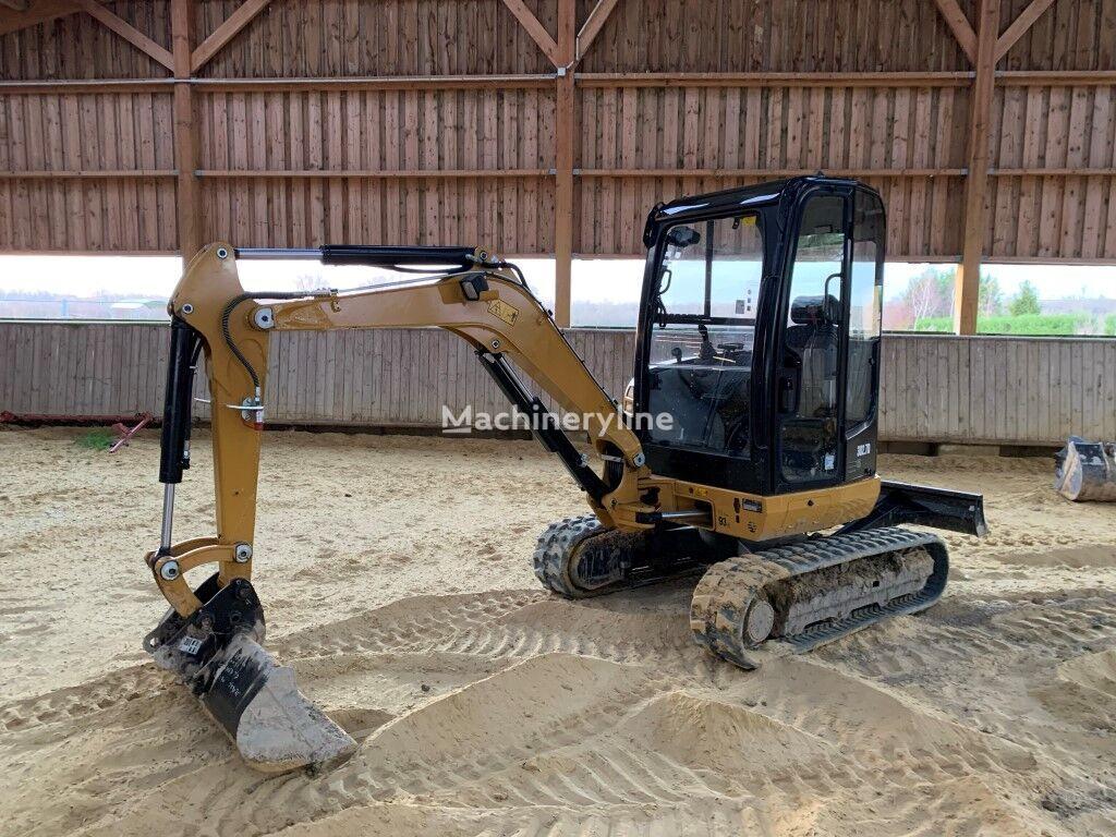 CATERPILLAR 302.7 DCR mini excavator