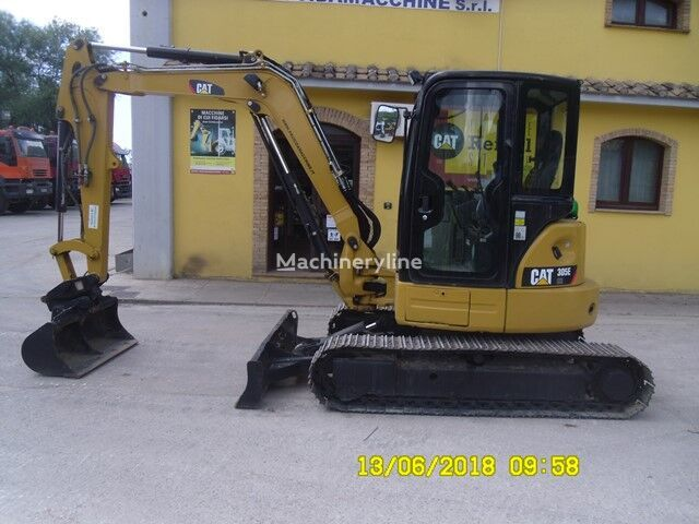 CATERPILLAR 305ECR mini excavator