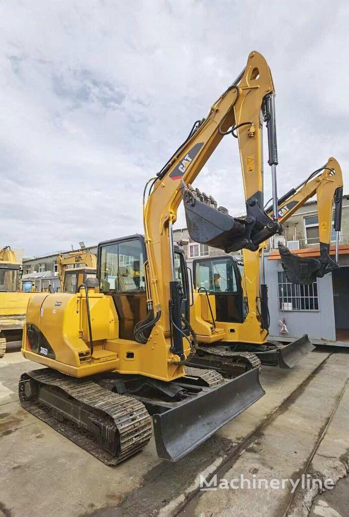 CATERPILLAR 306D mini excavator