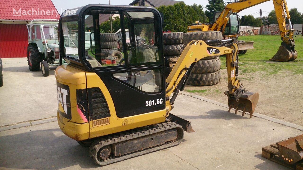CATERPILLAR  CAT 301.6 mini excavator