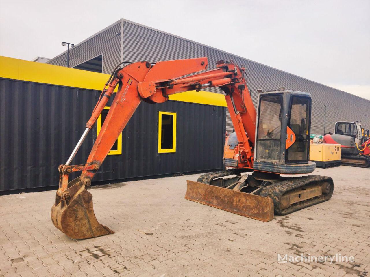 HITACHI EX75 UR mini excavator