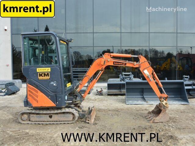 HITACHI ZX 17 | 27 JCB 8018 8016 8025 8030 CAT 301.6 301.8 302.5 YANMAR  mini excavator