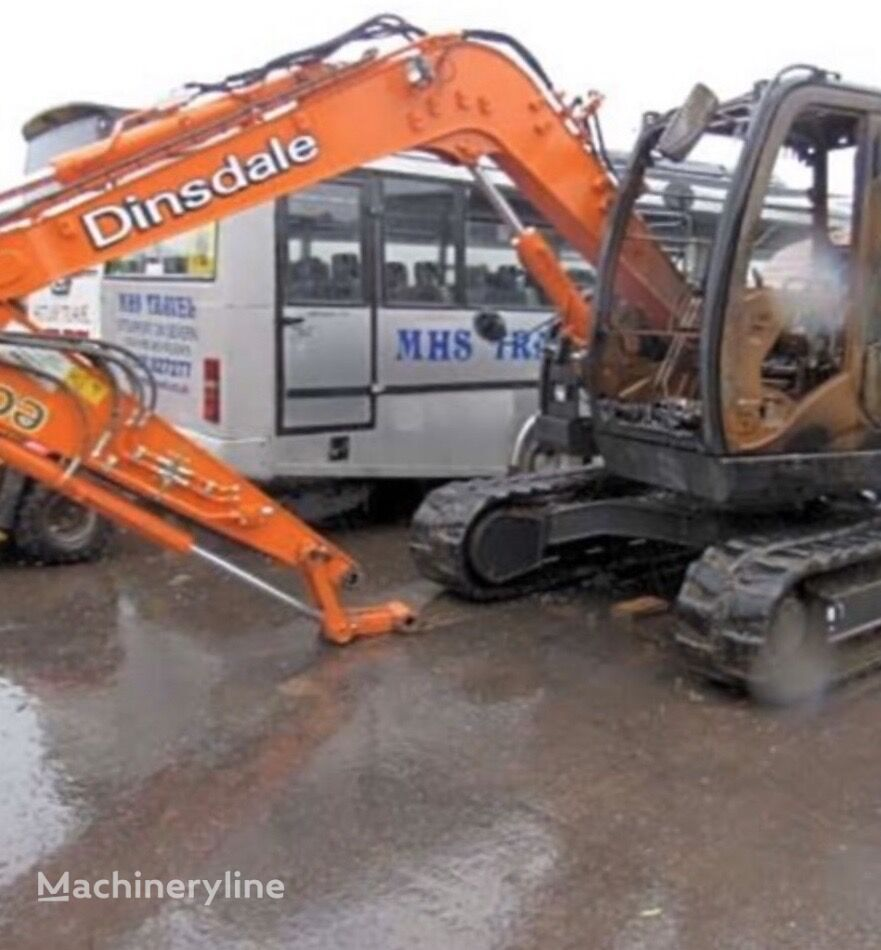 HITACHI ZX 85 US mini excavator for parts
