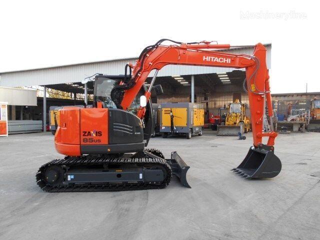 new HITACHI ZX 85USB-5A mini excavator