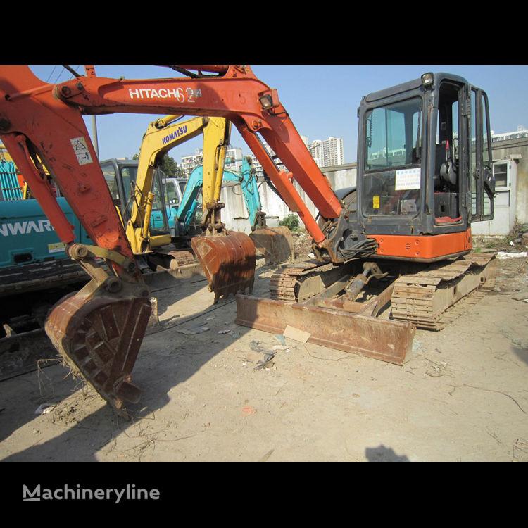 HITACHI ZX50UR mini excavator