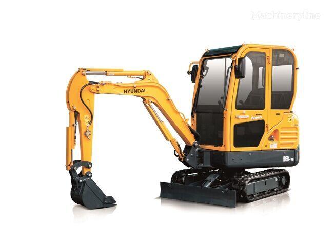 new HYUNDAI Robex 18 Z-9  mini excavator