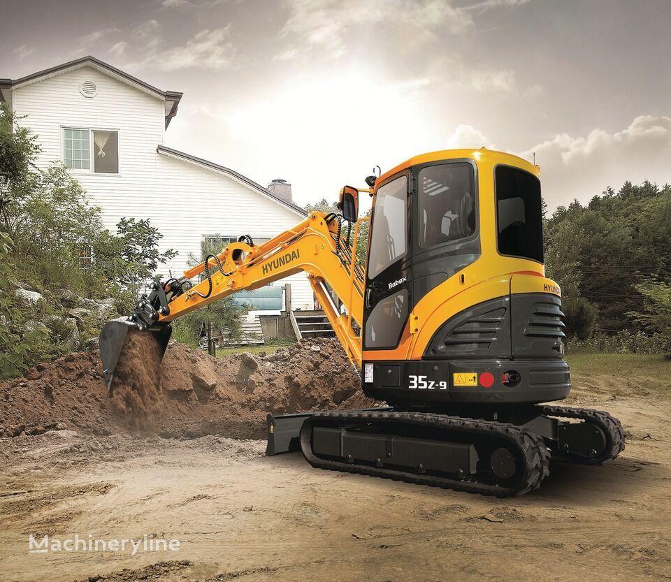 new HYUNDAI Robex 35 Z-9  mini excavator
