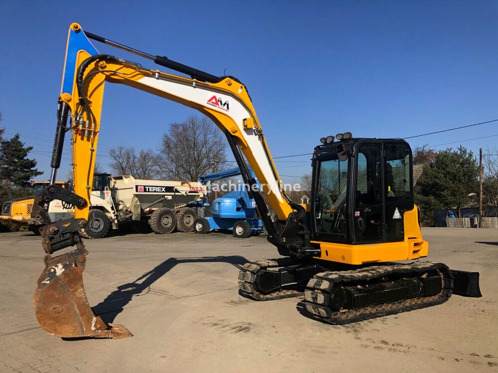 JCB 100C-1 mini excavator