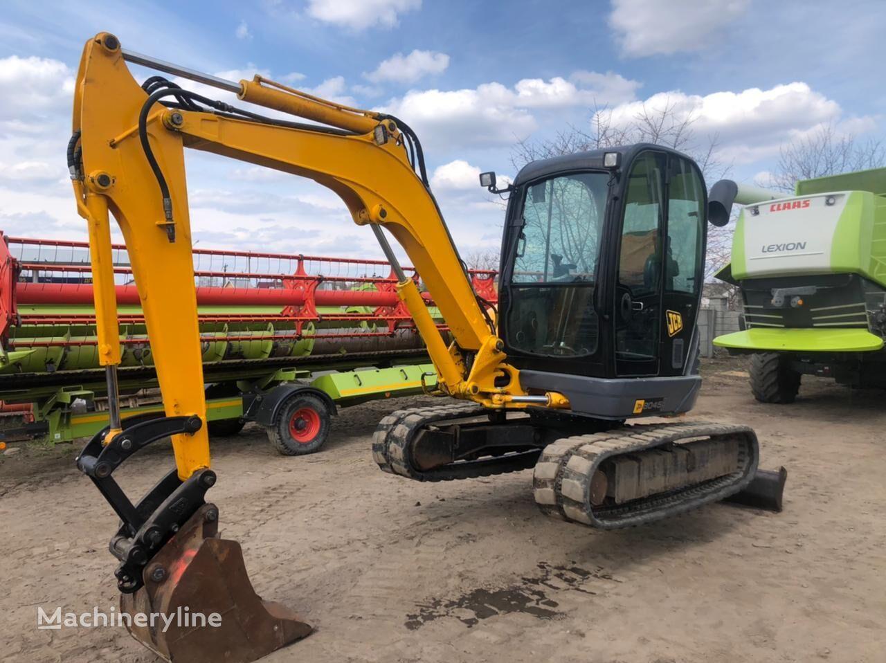 JCB 8045 ( V nalichii)  mini excavator
