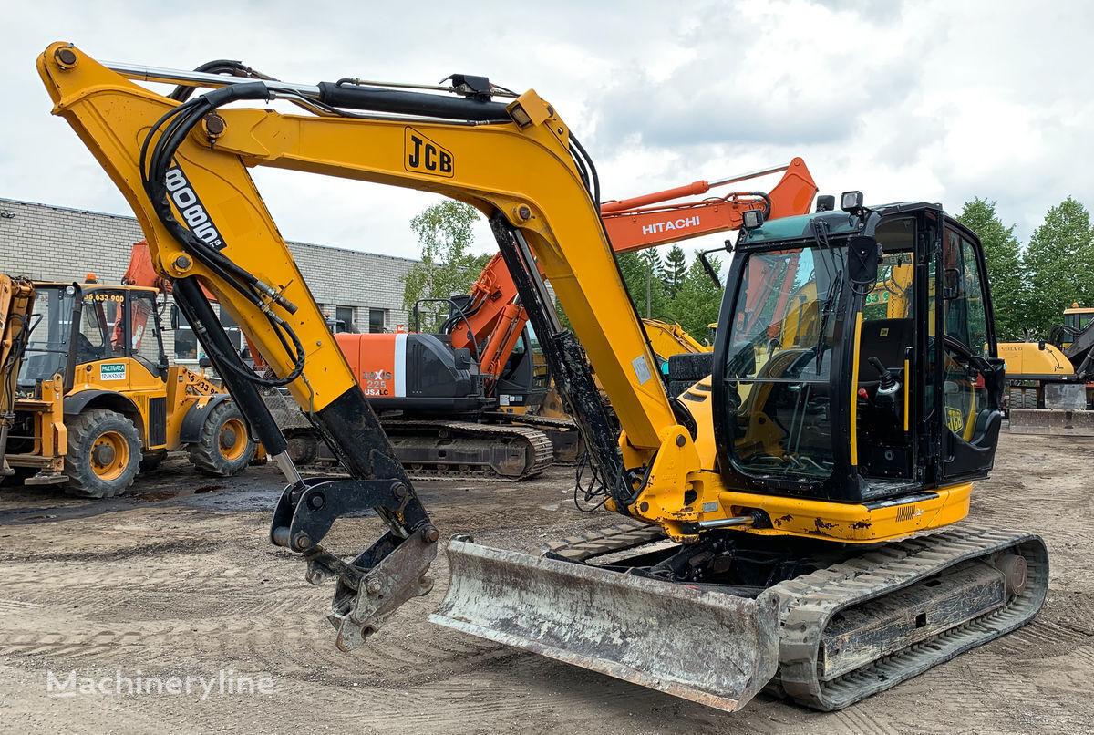 JCB 8085 mini excavator