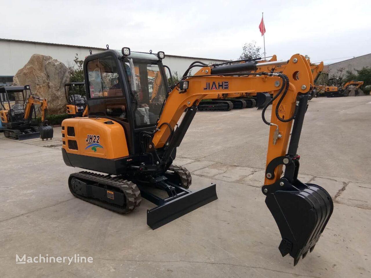 new Jiahe JH18, JH20 mini excavator