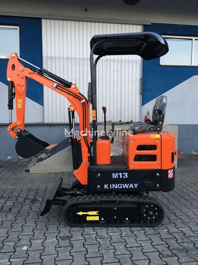 new KINGWAY M13  mini excavator