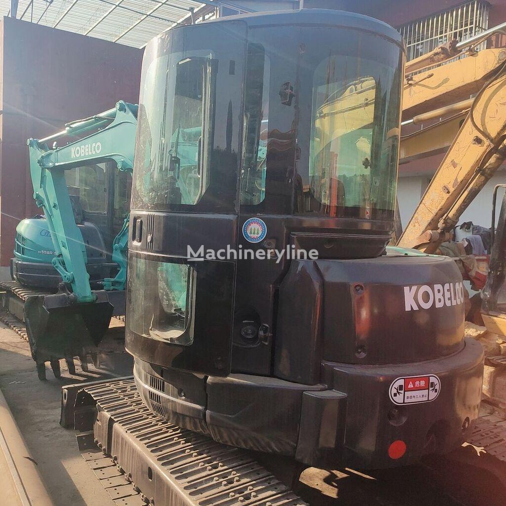 KOBELCO SK55 mini excavator