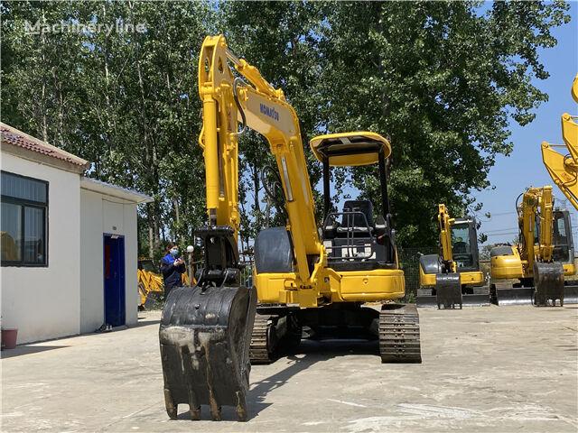 KOMATSU 35 mini excavator