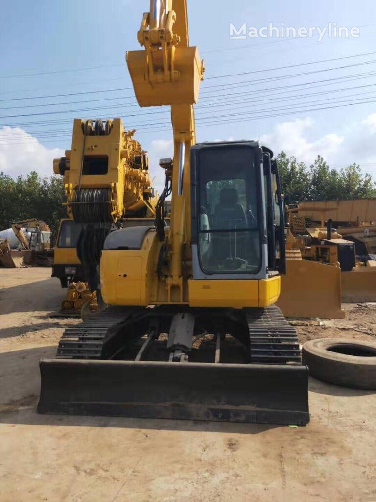 KOMATSU PC78 mini excavator