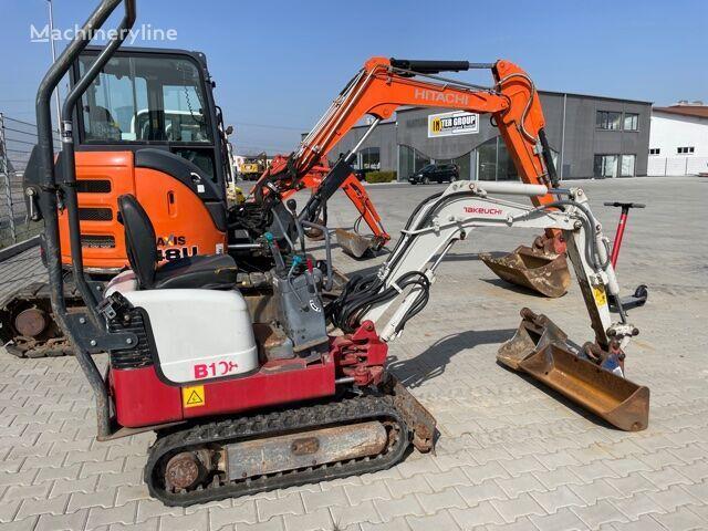 TAKEUCHI TB 108 mini excavator