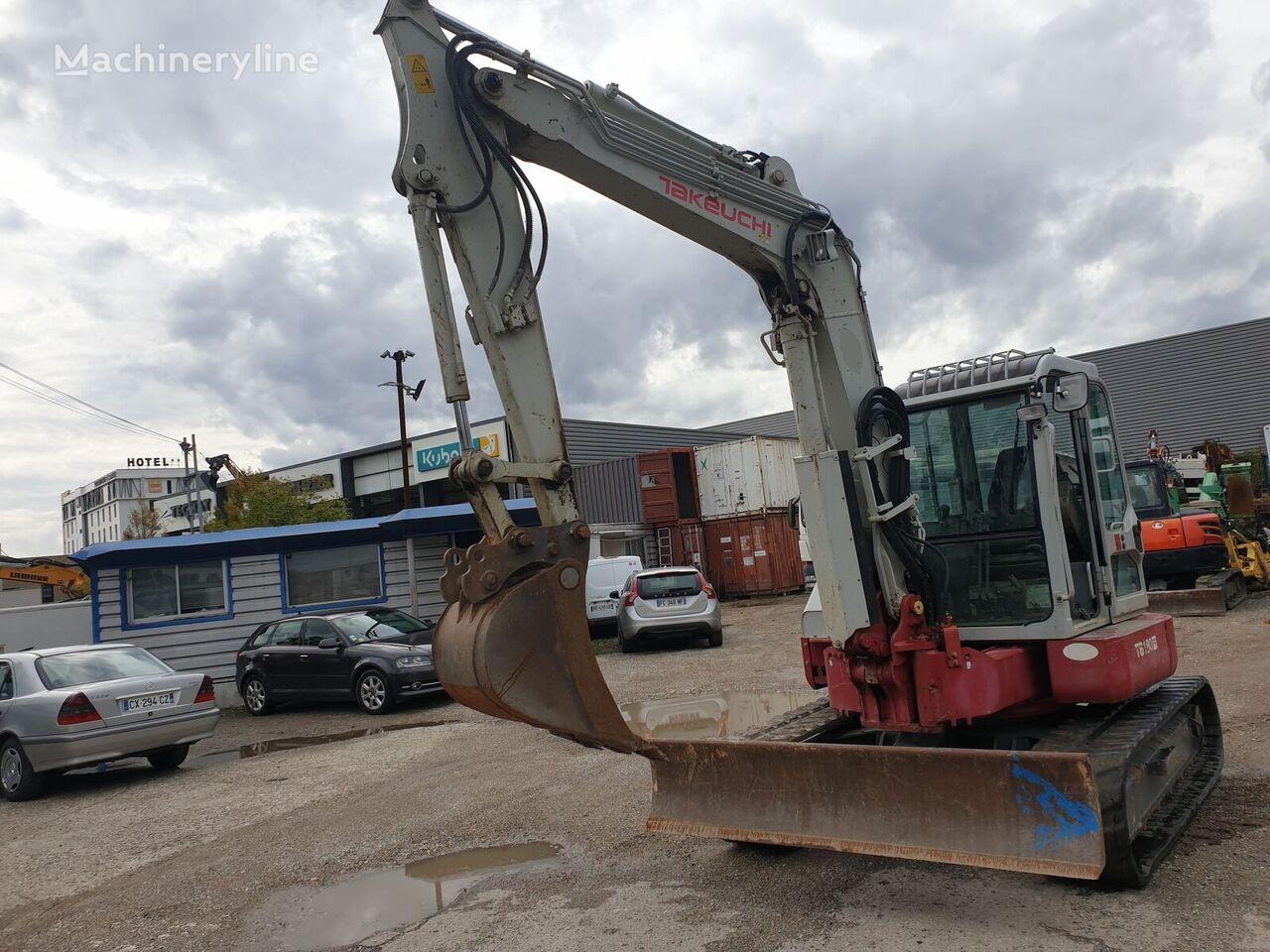 TAKEUCHI TB180FR mini excavator