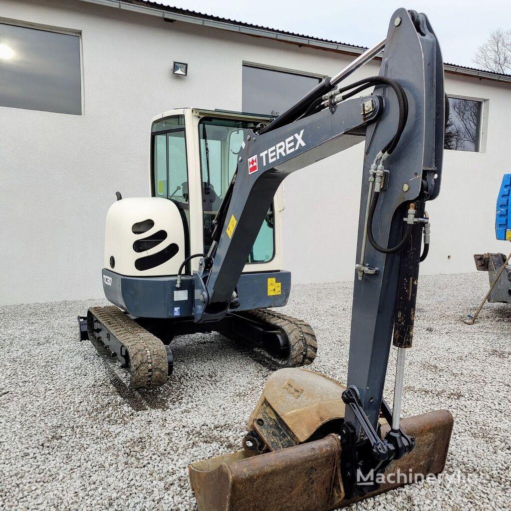 TEREX TC 37  mini excavator