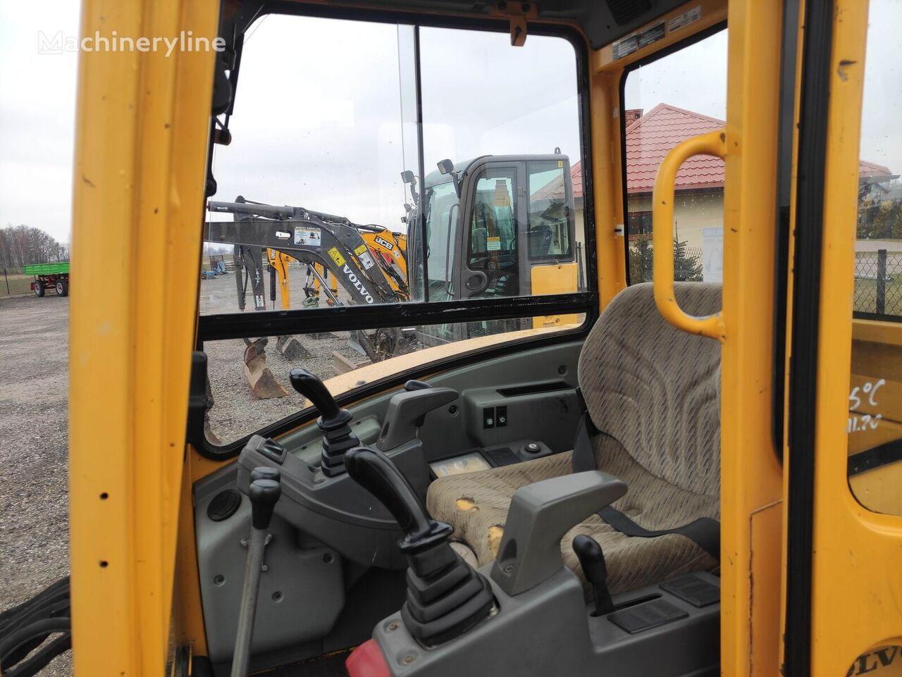 VOLVO EC 30 mini excavator