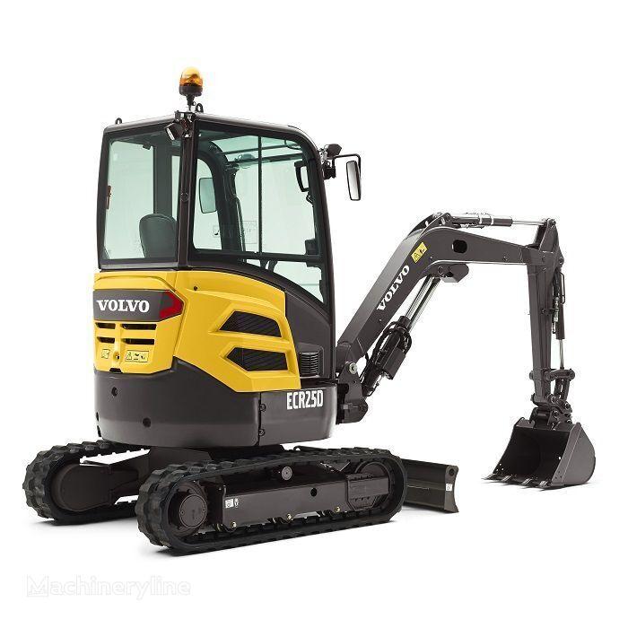 new VOLVO ECR 25D mini excavator