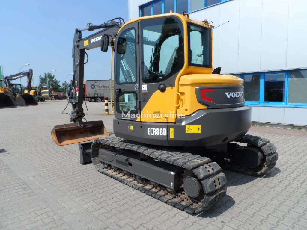 VOLVO ERC88D mini excavator