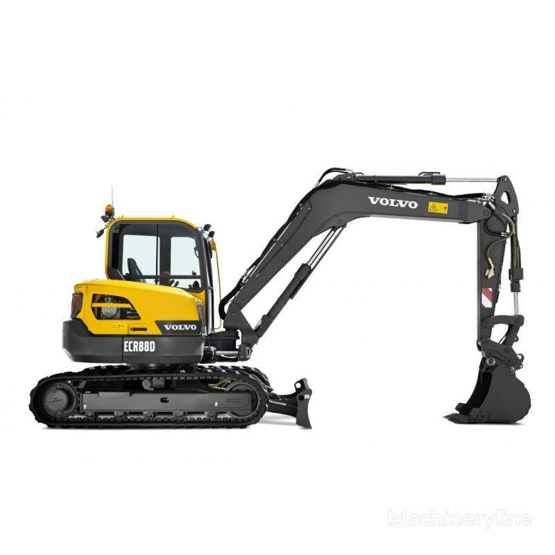 new VOLVO ERC88D mini excavator