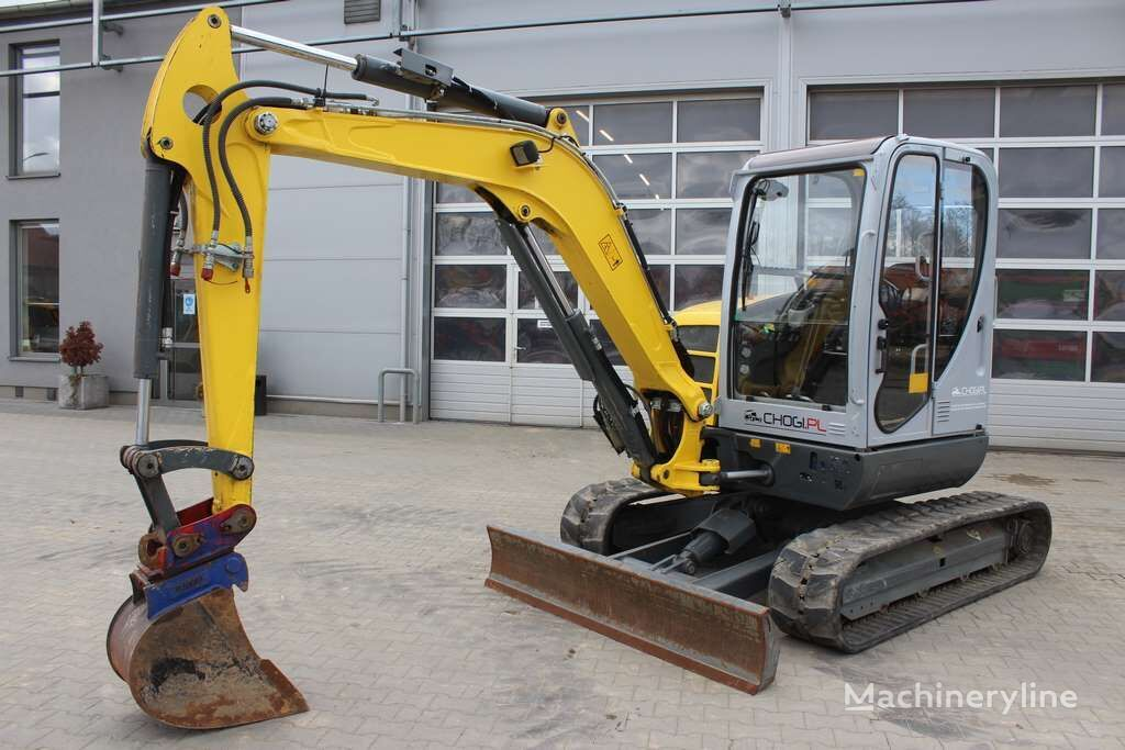 Wacker Neuson 50Z3 mini excavator
