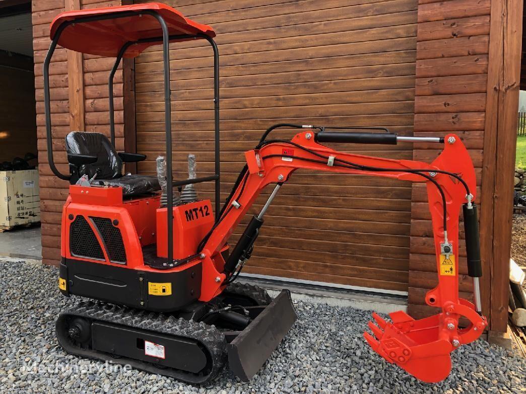 new YANMAR MT 12 mini excavator