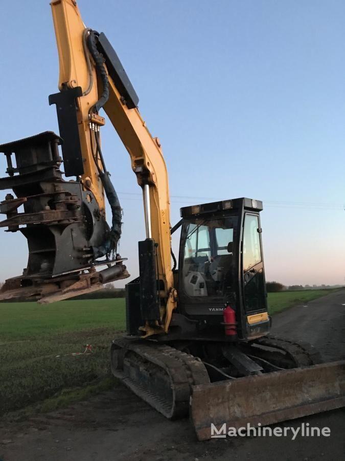 YANMAR SV 100-2A mini excavator