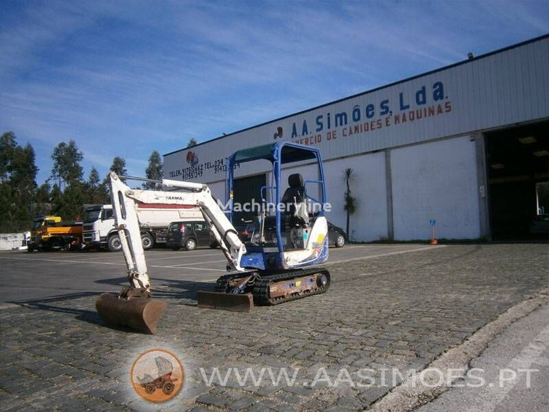 YANMAR SV 17 mini excavator