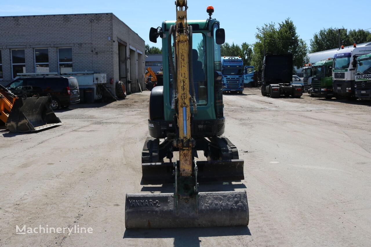 YANMAR VIO 25-4 mini excavator