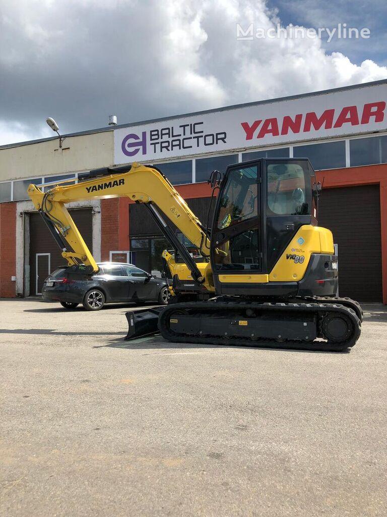 YANMAR VIO80-1A mini excavator