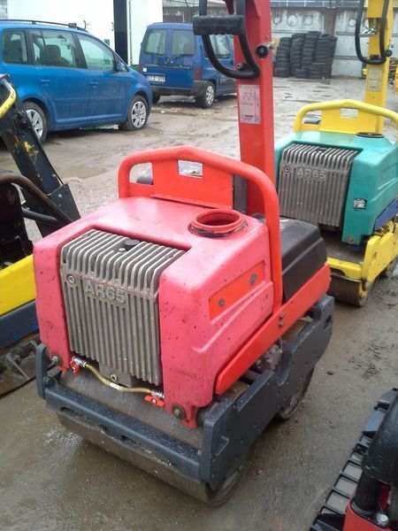 AMMANN AR65 mini road roller