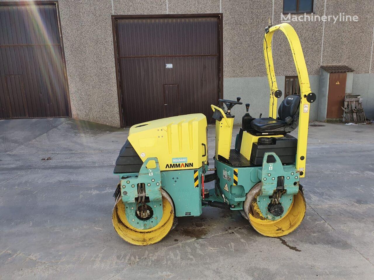 AMMANN AV 26-2 mini road roller