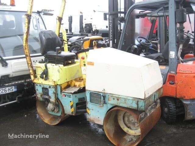AMMANN AV12 mini road roller