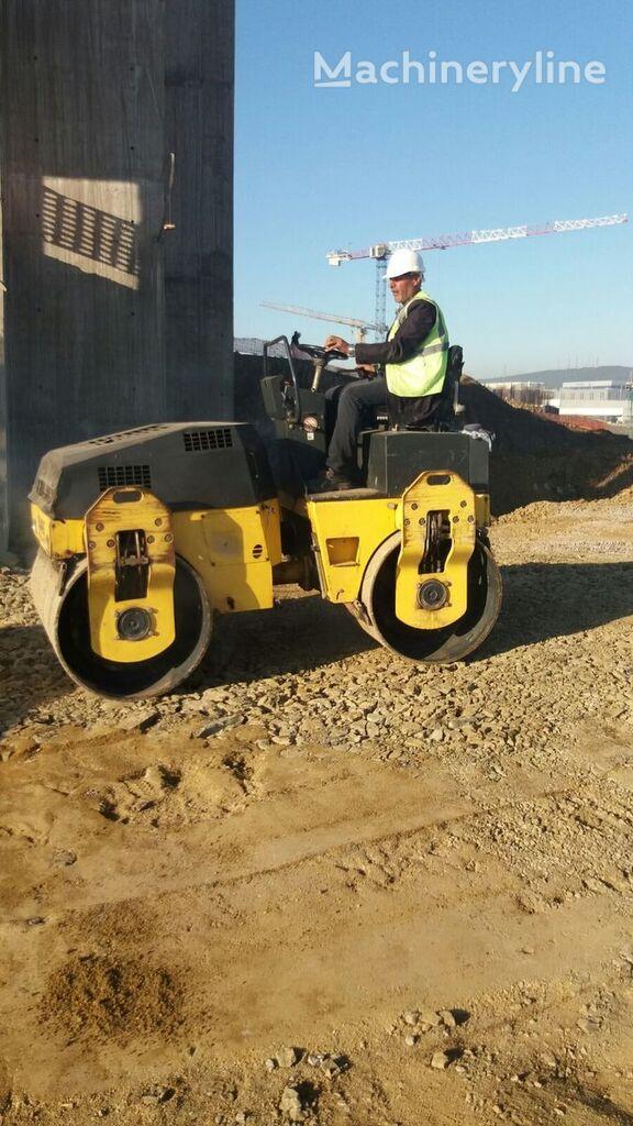 BOMAG BW138 mini road roller