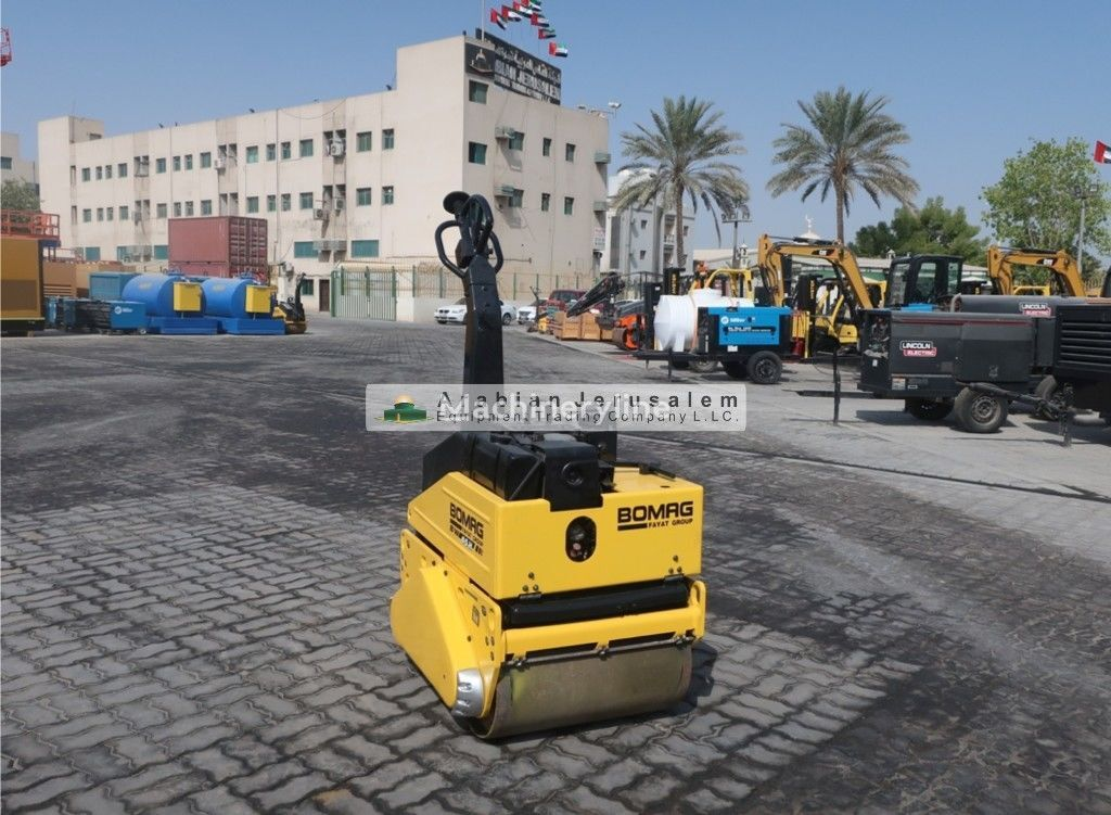 BOMAG BW65H (ID-18588) mini road roller