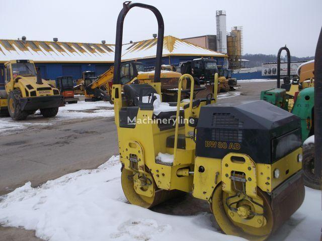 BOMAG BW80 mini road roller